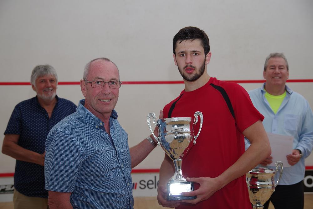 George at the Kent Open